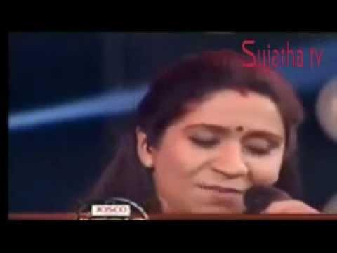 Junile nilamazhayil Sujatha's stunning performance