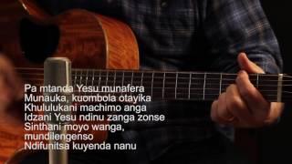 The Salvation Poem in Chichewa