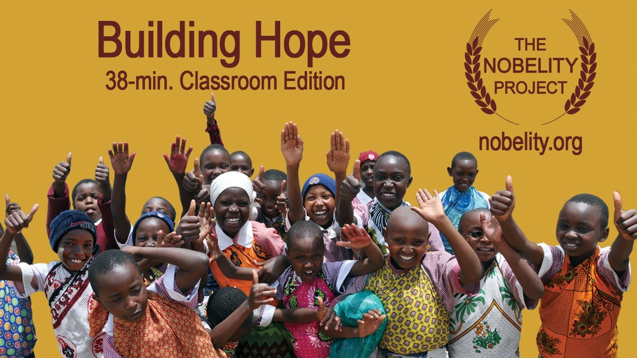 Building Hope / The Classroom Edition