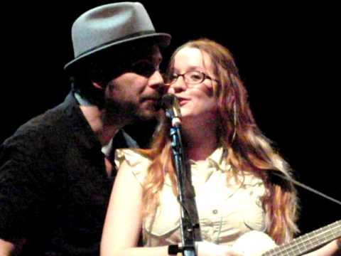 Ingrid Michaelson and Greg Laswell duet - YouTube