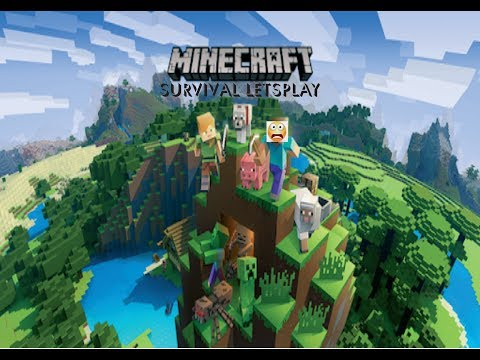 Minecraft - Art_'ome Survival Letsplay - EP:1