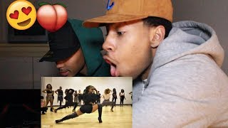 When We Tank Choreography by Aliya Janell | REACTION