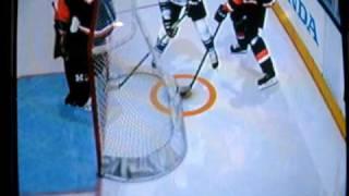 NHL 10 Glitch Goal Xbox 360