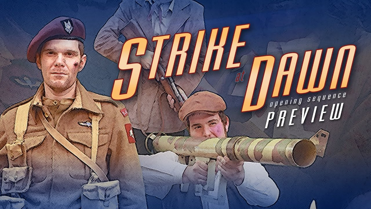 Strike at Dawn   Opening Preview [2016]