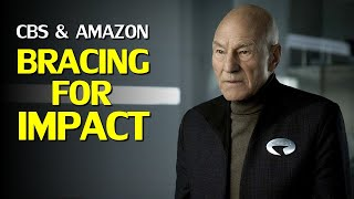 Star Trek Picard release imminent - CBS and Amazon bracing for impact