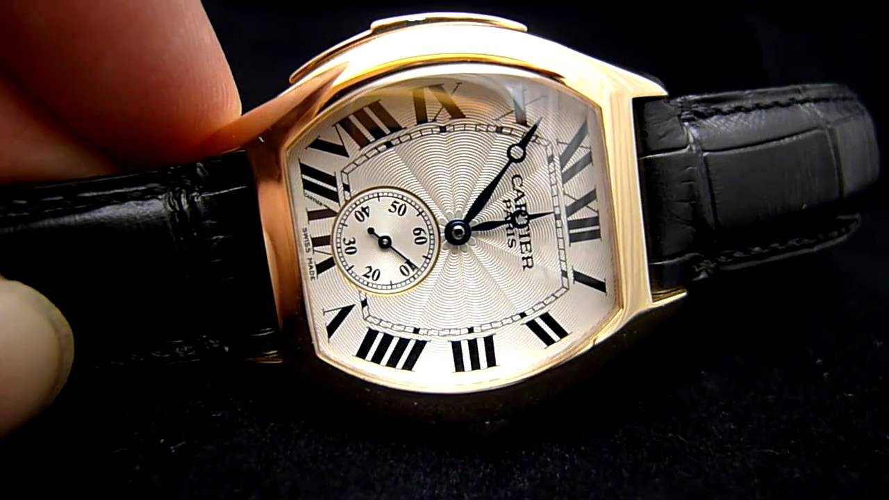 cartier tortue minute repeater youtube