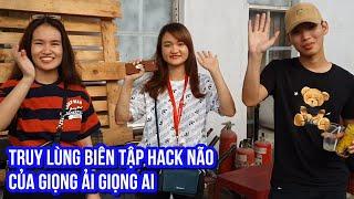 Truy lùng Bà Ngân biên tập hack não Trường Giang Trấn Thành ở Giọng Ải Giọng Ai