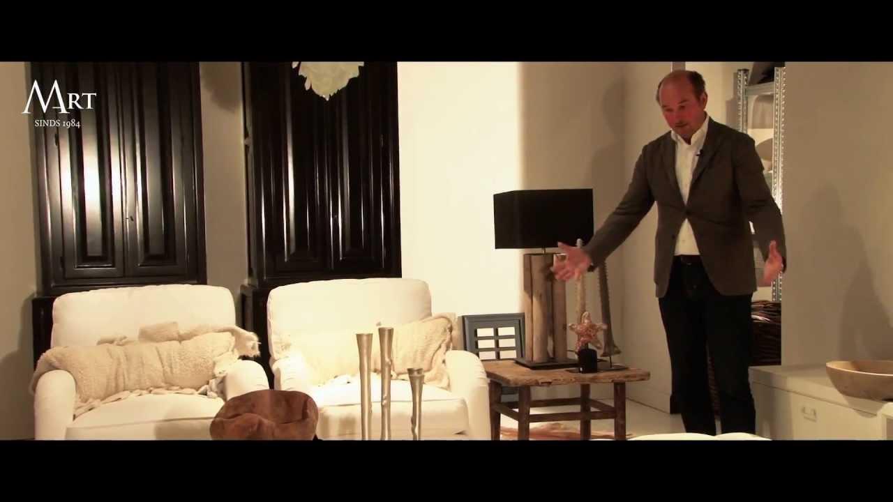 Beroemd Interieurstijl 'New York' - Mart Kleppe - YouTube OV19