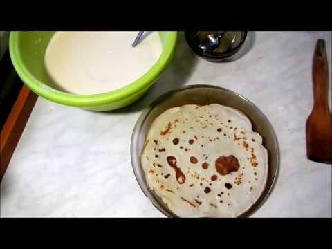 блины на молоке и воде вкусные рецепт пошагово в