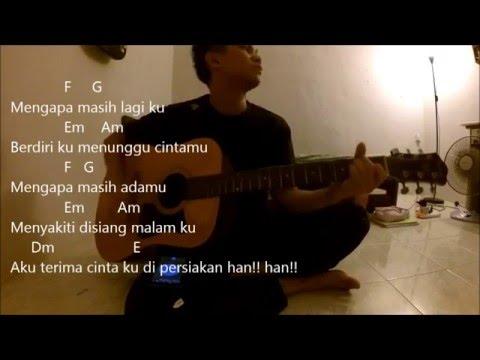 cara main gitar Projector - Sudah Ku Tahu (cover + chords + lirik)