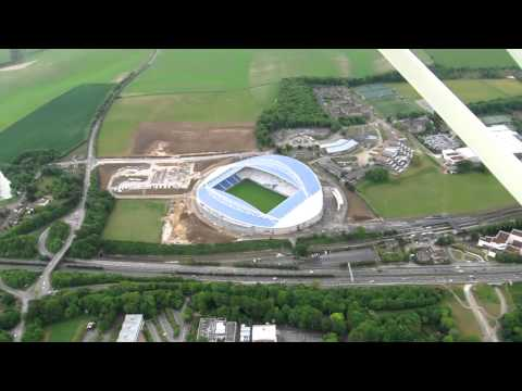 Brighton &Hove Albion  Falmer Stadium