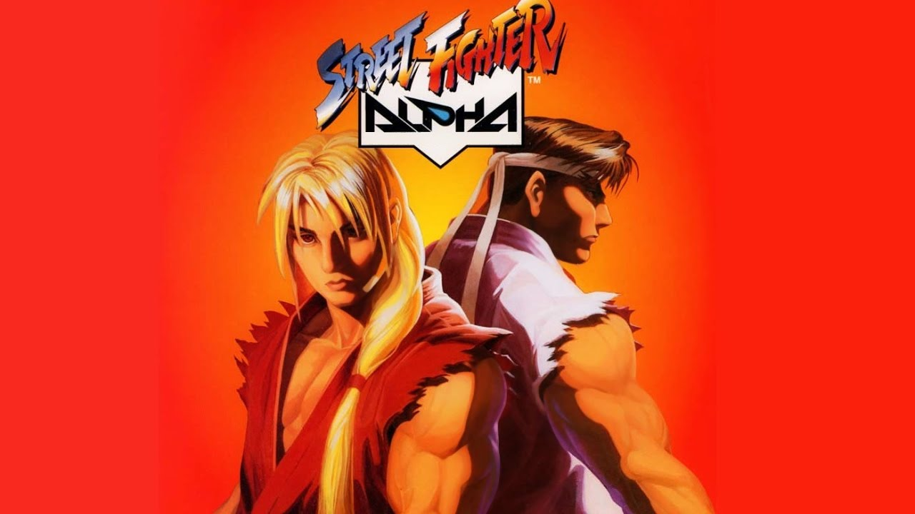 Street Fighter Alpha The Movie Youtube