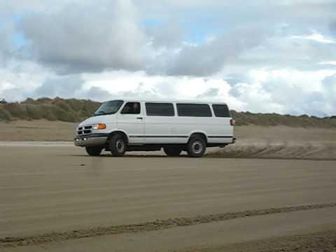 Dodge Ram Van 3500 Pismo Beach