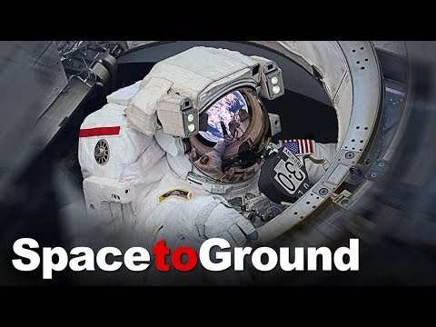 Space to Ground: Power Walking: 03/29/2019