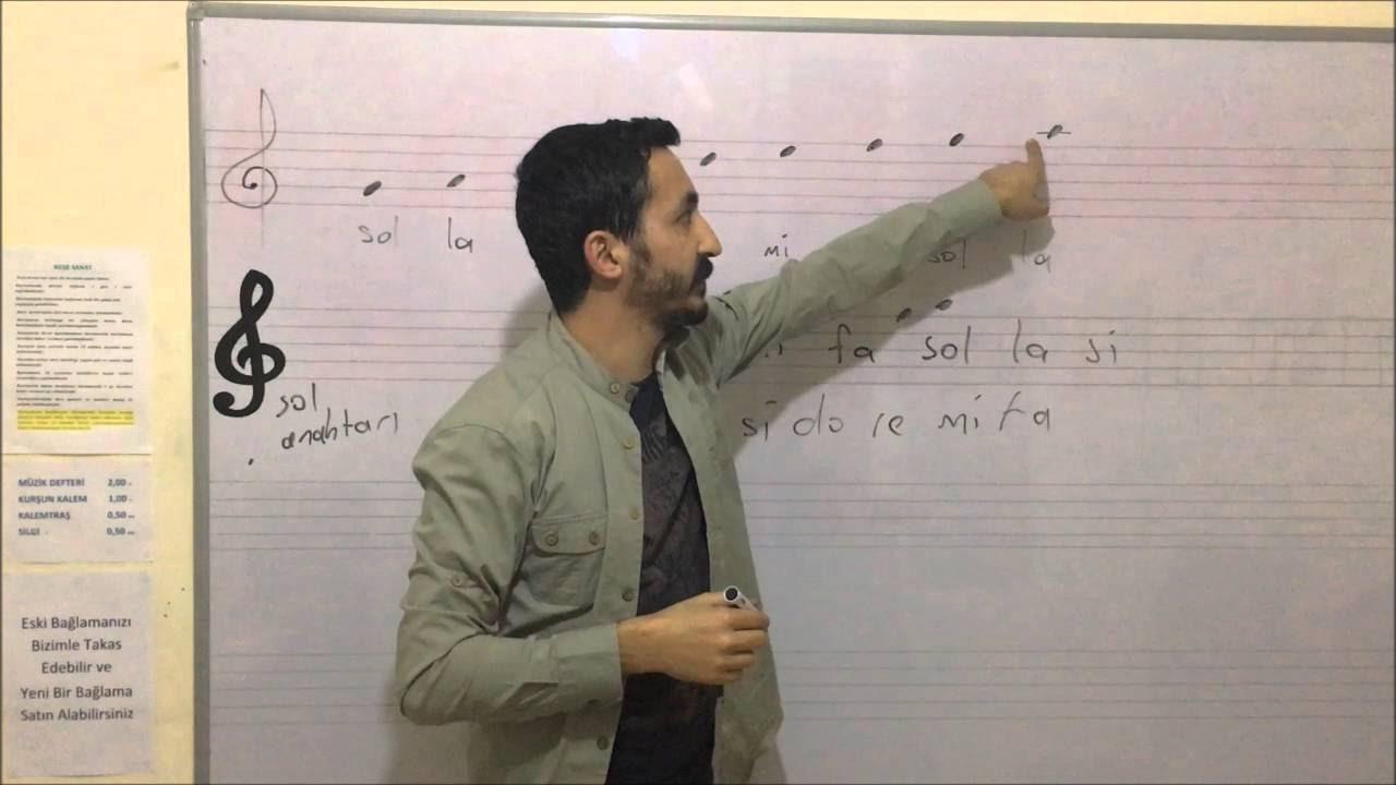 Türk Müziği ve Batı Müziği Akort Sistemi ''Yerinden, 4 Ses''  | ÜMA ~ Üsküdar Makam Atölyesi