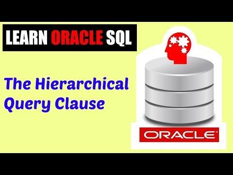 Hierarchical Queries in Oracle (CONNECT BY) - YouTube