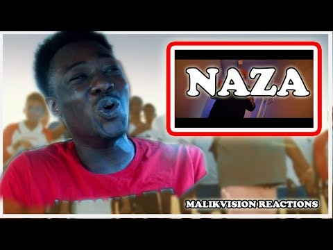 AMERICAN REACTS TO FRENCH RAP (Naza - Remontada) | NEW 2018 FRENCH RAP!
