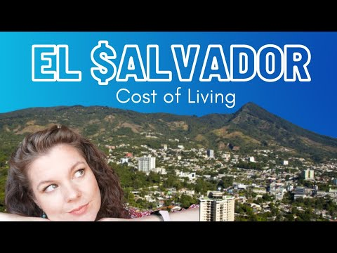 How Much Does it Cost to Live in EL SALVADOR? – My Monthly Expenses