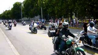 Sevastopol. Bike Show 2011. Зацените байки!