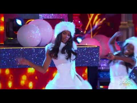 Ciara -- Christmas Medley Live - Disney's Magical Holiday Celebration