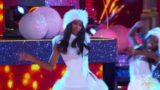 Ciara -- Christmas Medley Live - Disney