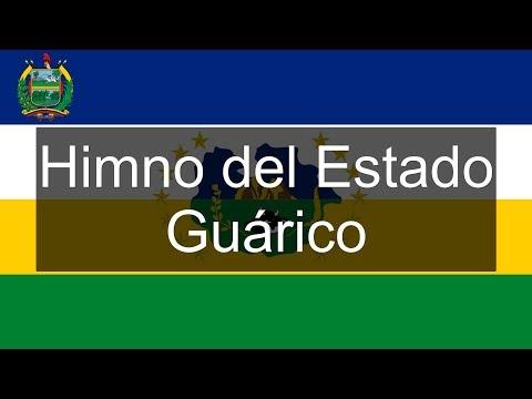 Himno Del Estado Guárico (Venezuela)   Soy Venezolano