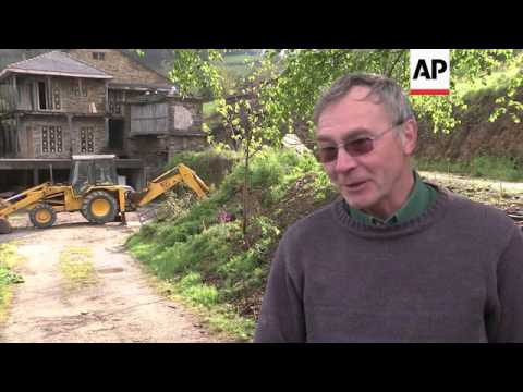 Abandoned Villages In Northern Spain Snapped Up By Foreign Investors