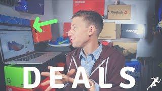 Memorial Day Running Shoe Sales | HOT DEALS!