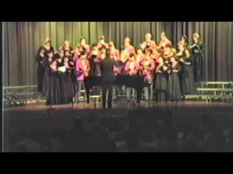 Shikellamy High School Chorus Concert 12-9-84