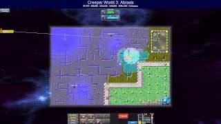 Creeper World 3 - Abraxis: Mission 1-4