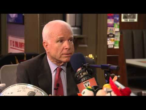 Senator John McCain on the Dan Patrick Show (Full Interview) 5/2/14