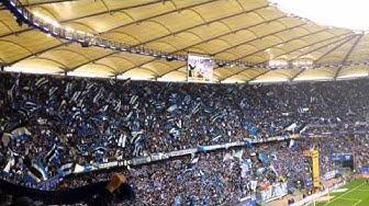 HSV - Leverkusen 18.5.2013 Fahnentag