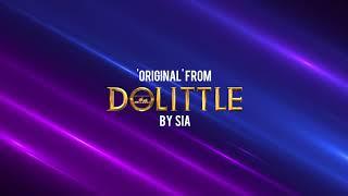 Sia - Original (Lyrics)