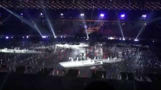 World Games 2009 Kaohsiung opening 高雄世運開幕  黃小琥 大船入港 快樂出航