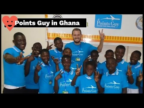 The Points Guy in Ghana