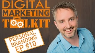 Personal Branding (Part 2) with Lisa Harrison from Social Media Mastery | Digital Marketing Toolkit