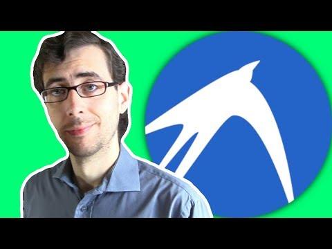 Lubuntu Next 17.10 first alpha, Linux distro first impressions