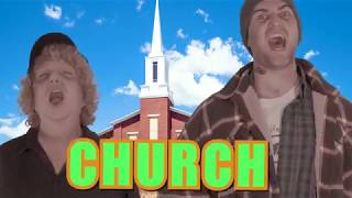 Christian Commercials: Church Signs