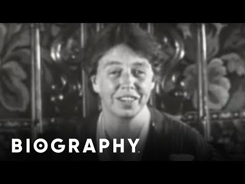 Eleanor Roosevelt - U.S. First Lady | Mini Bio | BIO
