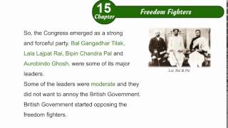 Environmental Studies Class 5 Chapter 15,Freedom Fighters