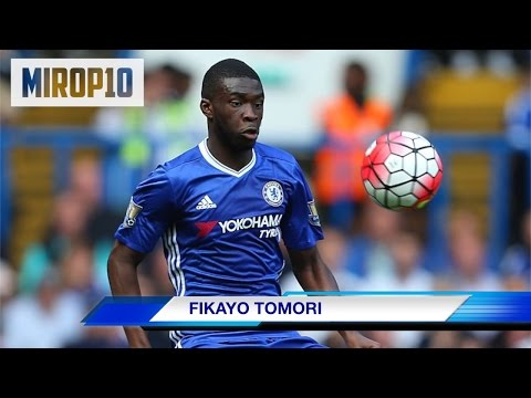 FIKAYO TOMORI ✭  CHELSEA ✭  Academy player of the year 2016 |Skills & Goals|