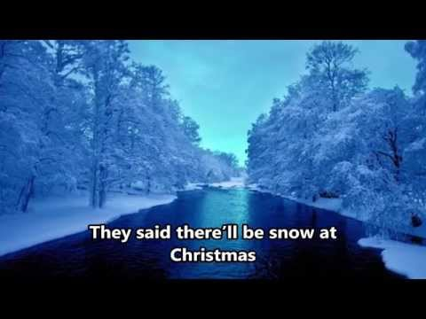 I Believe in Father Christmas  - Susan Boyle - with lyrics - (HD Senic)