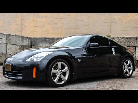 BEAUTIFUL FAIRLADY 2008 Nissan 350z Review!