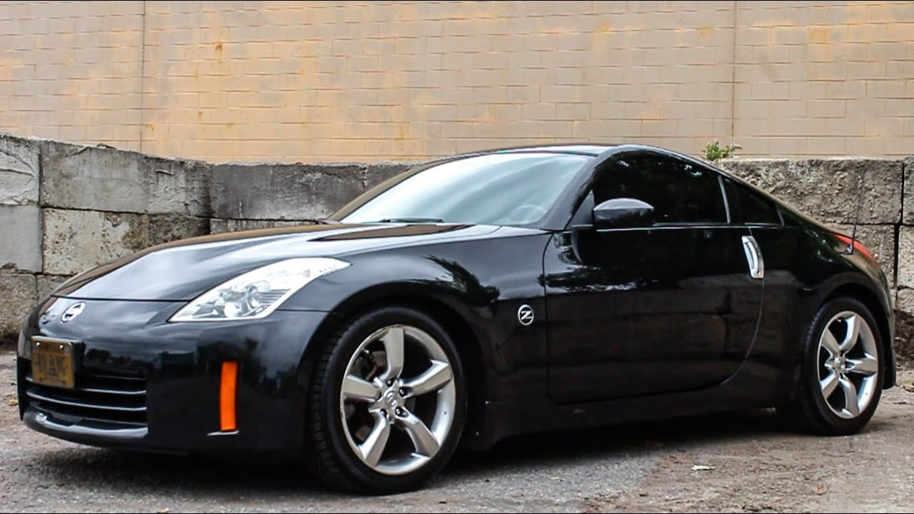 Nissan 350z Review >> BEAUTIFUL FAIRLADY 2008 Nissan 350z Review! - YouTube