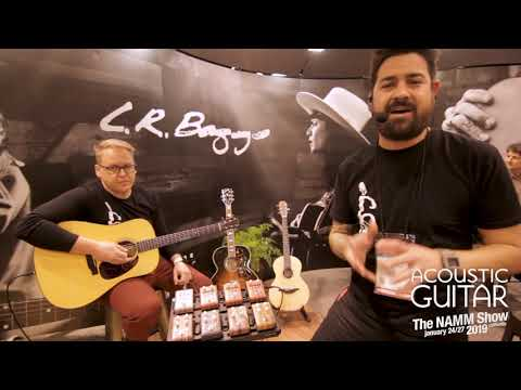 Winter NAMM 2019 - L.R. Baggs