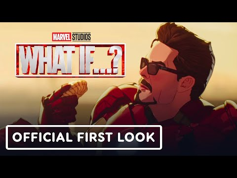 Marvel's What If? - Official First Look Video (2021) - Jeffrey Wright, Chadwick Boseman