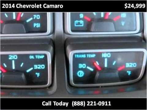 2014 Chevrolet Camaro Used Cars Burlingame CA