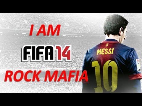 FIFA 14 Soundtrack - I AM - Rock Mafia ft.Wyclef Jean & David Correy - @eman_fm