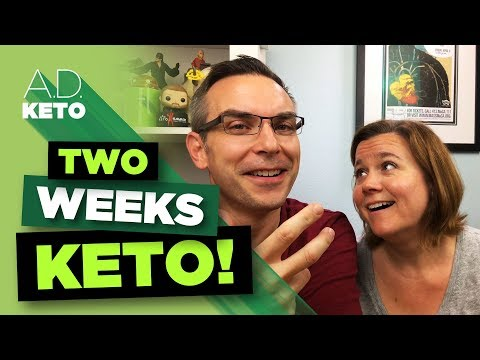 Sunday with Sara   Two weeks on the keto diet!