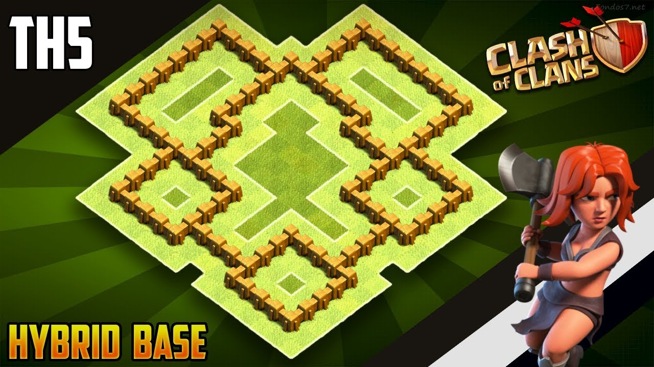 Best Th5 Hybrid Base 2019 9